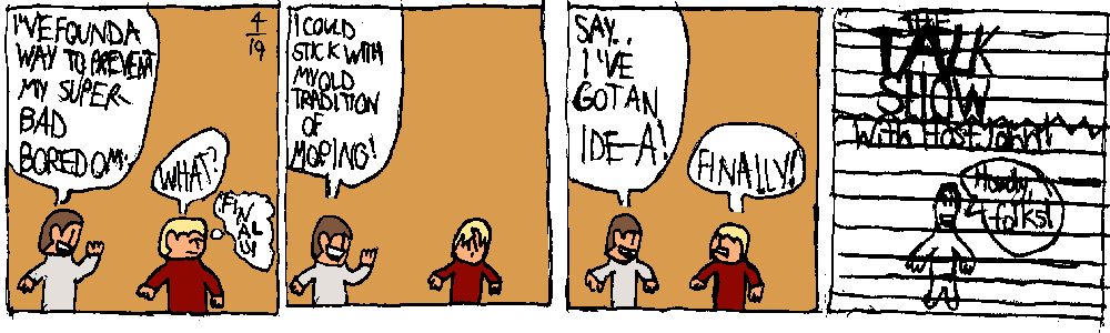 LIFE Comics for Apr 19, 2017