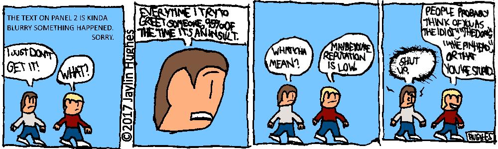 LIFE Comics for Apr 9, 2017