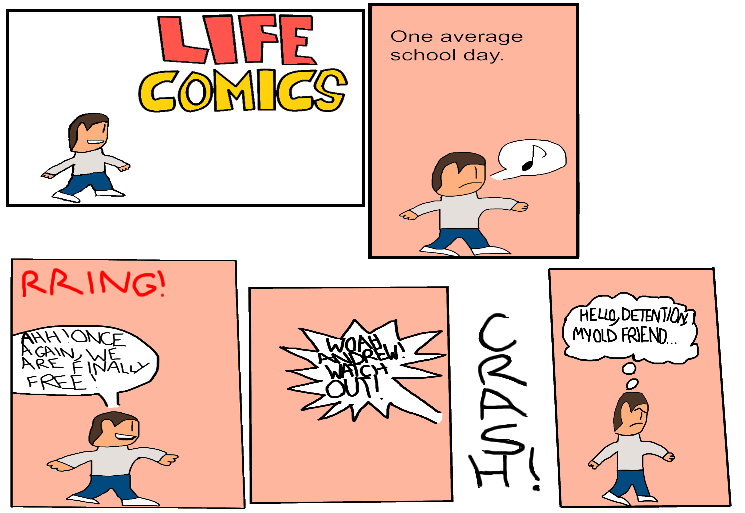 LIFE Comics for Mar 22, 2017