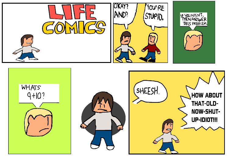 LIFE Comics for Apr 3, 2017