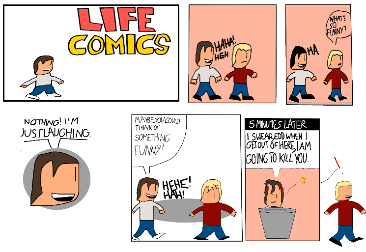 LIFE Comics for Mar 13, 2017