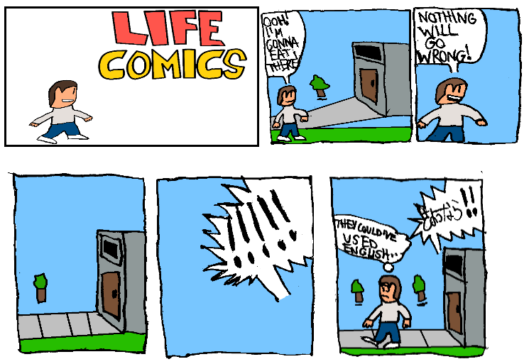 LIFE Comics for Mar 27, 2017