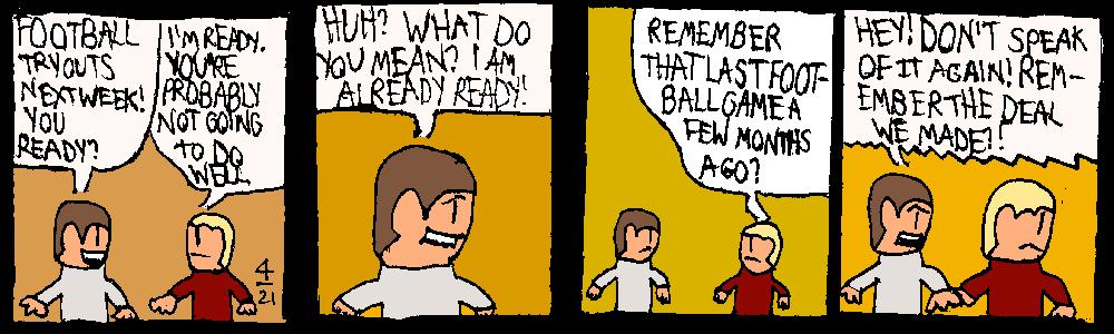 LIFE Comics for Apr 21, 2017