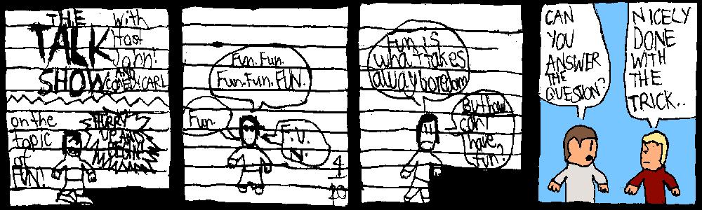 LIFE Comics for Apr 20, 2017