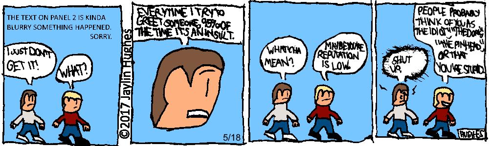 LIFE Comics for May 18, 2017