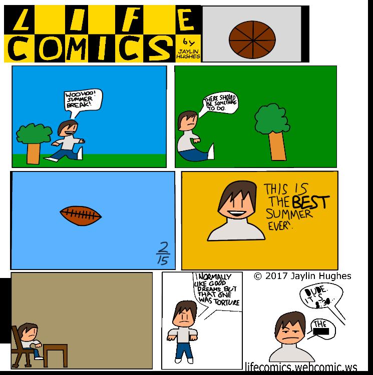 LIFE Comics for Feb 15, 2017
