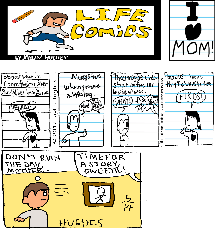 LIFE Comics for May 14, 2017