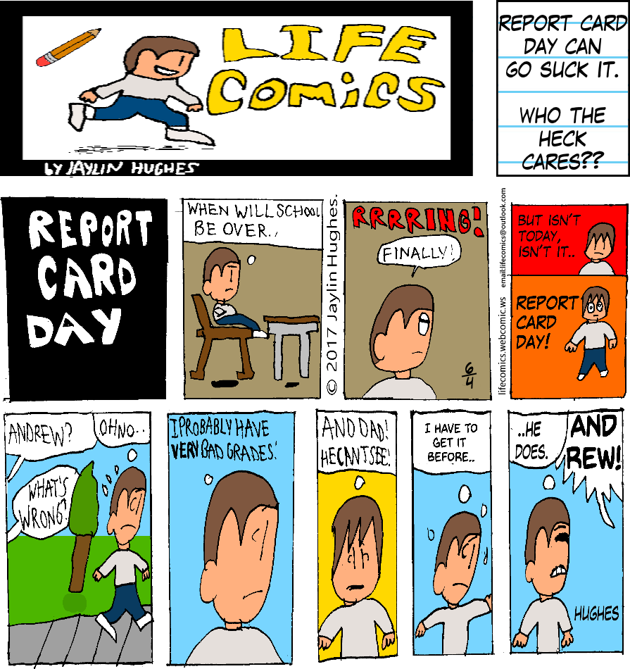 LIFE Comics for Jun 4, 2017