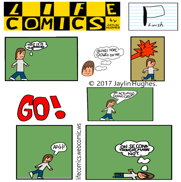 LIFE Comics for Feb 17, 2017