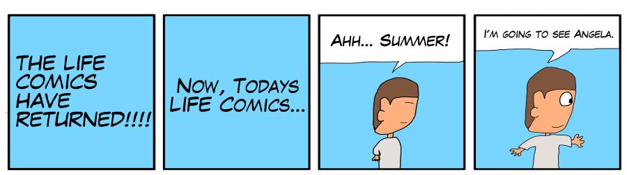 Life Comics for Jun 30, 2017