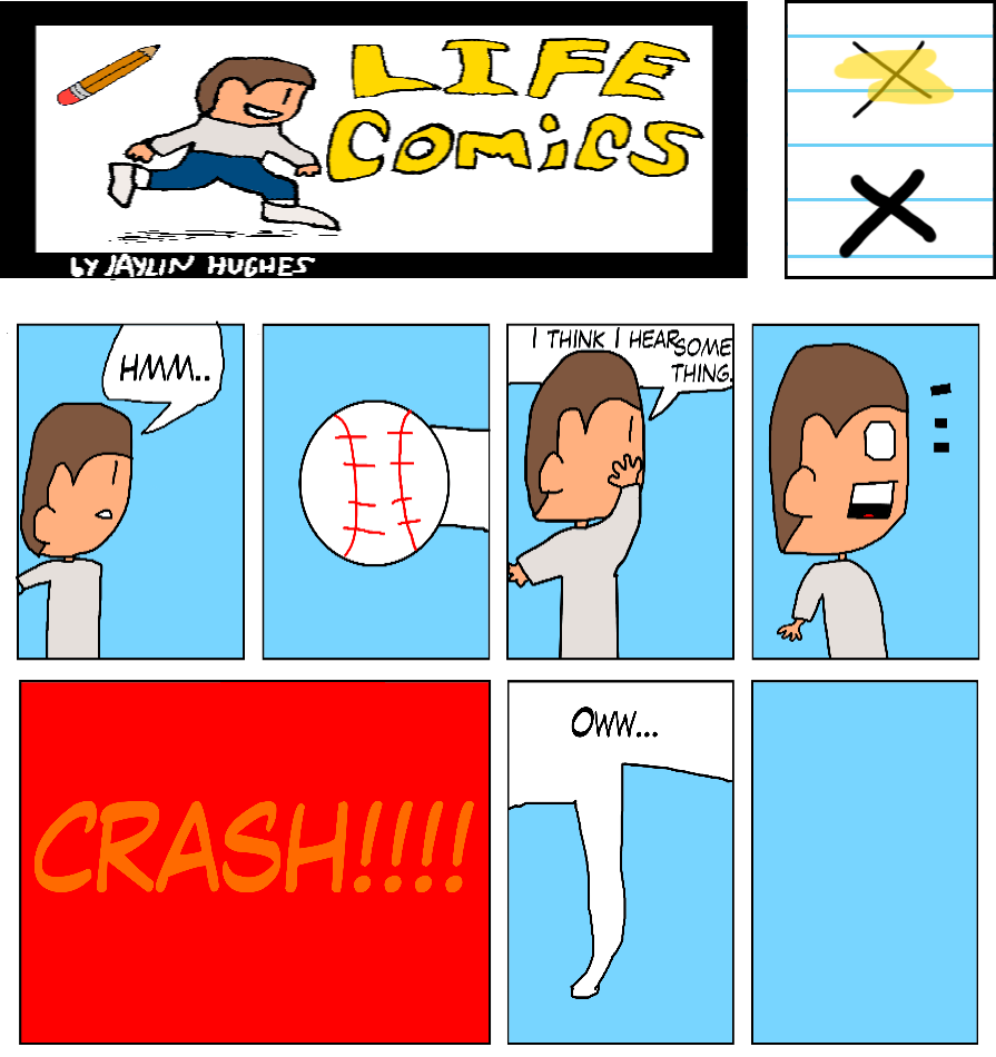 LIFE Comics for Jun 11, 2017