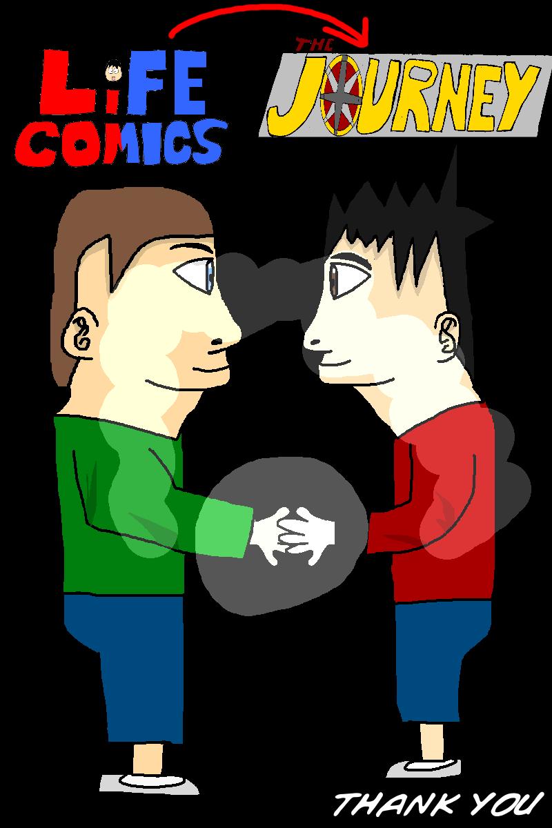 Goodbye Life Comics
